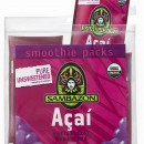 Açaí organic berry pureé by Sambazon