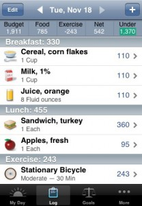 Lose it! Food Tracker