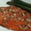 Salmon Almond Crunch