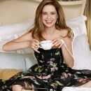 Jenna Fischer's Weight Struggle