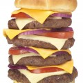 The Quadruple Bypass Burger®