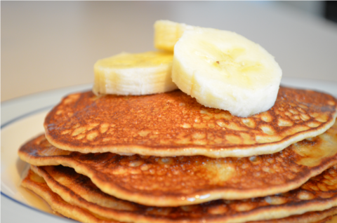 ... to make delicious recipes like banana nut bread or banana pancakes