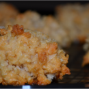 Coconut Macaroons with Raw Honey