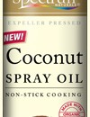 Coconut Spray Oil by Spectrum®