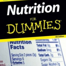 Nutrition For Dummies vs. The Complete Idiot's Guide to Total Nutrition