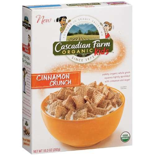 Organic kids cereal