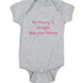 My Mommy is stronger than your Mommy