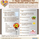 Basic Guidelines for General Health and Longevity