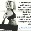 jennifer anniston advice