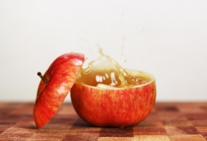 Juicing_Apple Crisp