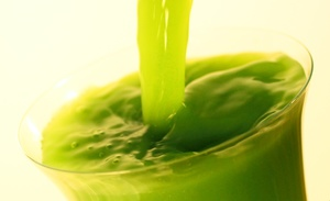 Juicing_Mean Green