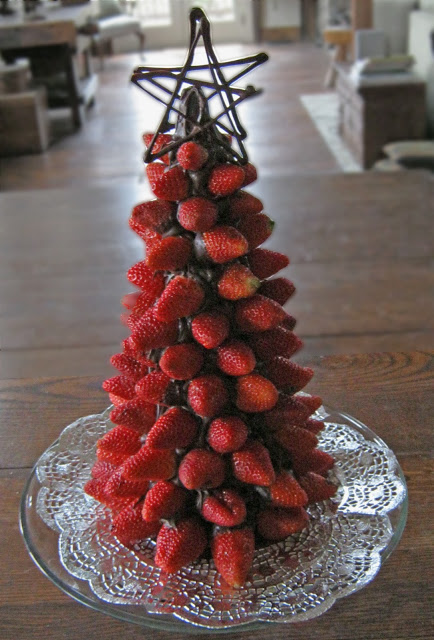 Tree of Strawberries