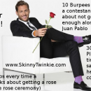 The Bachelor Workout Game