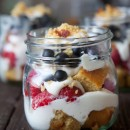 Berry Trifle With Coconut Flour French Pound Cake