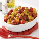 Herb Roasted Cherry Tomatoes