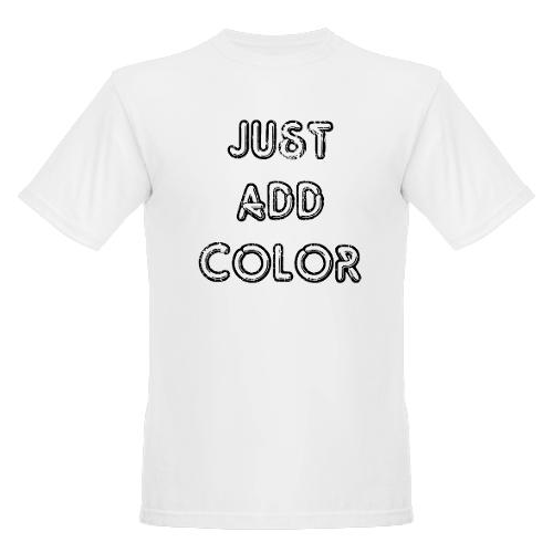 Just Add Color