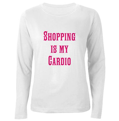 Shopping is my Cardio_4