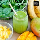The Beginner's Luck Green Smoothie Recipe