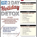 Healthy Holiday Detox