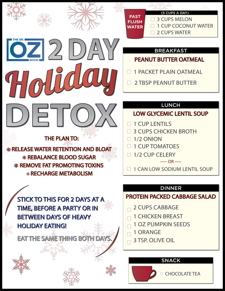 Holiday-Detox