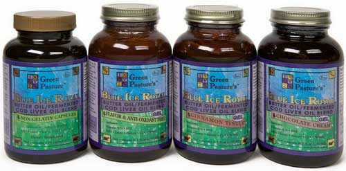 fermented cod liver oil