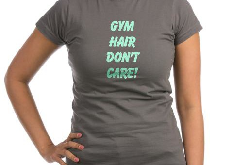 Gym Hair Don't Care!